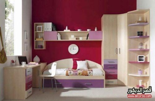 ديكورات غرف نوم اطفال بسيطة
