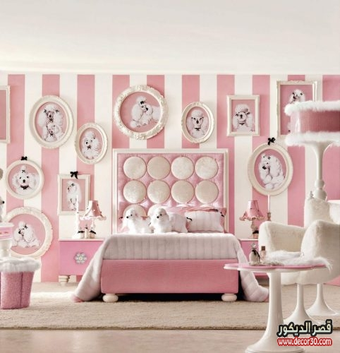 ديكورات غرف نوم اطفال ،Decor bedrooms for children   قصر الديكور