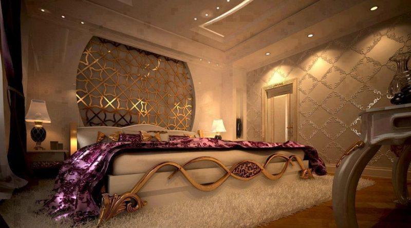 غرف نوم 2018 قصر الديكور