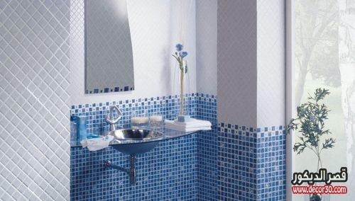 ديكور حمامات الضيوف