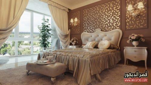 ديكور غرف نوم كابوتيه
