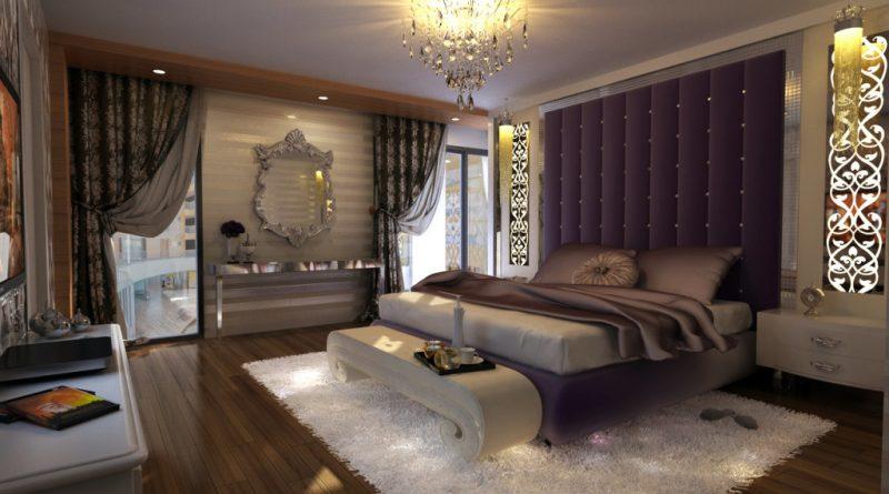 ديكور غرف نوم للعرسان
