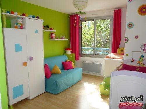رسومات غرف اطفال