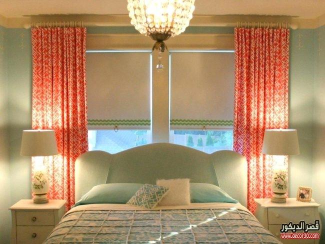 صور ستائر غرف نوم حصرية