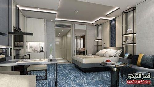 صور الوان غرف نوم للعرسان