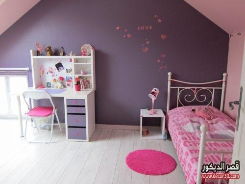 صور غرف بنات