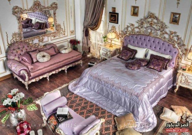 تصميمات غرف نوم كاملة من دمياط