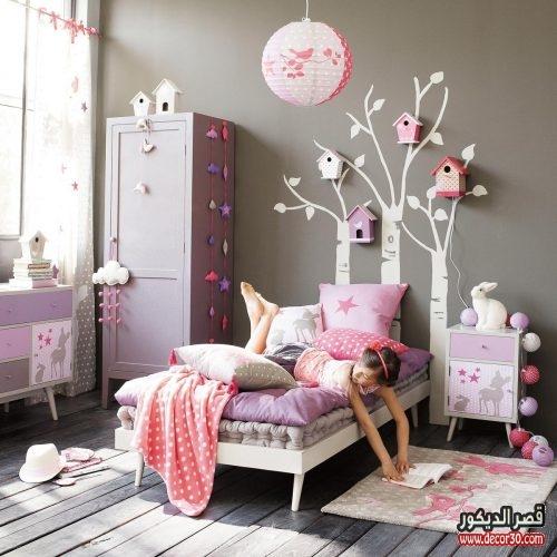 غرف بنات من ايكيا