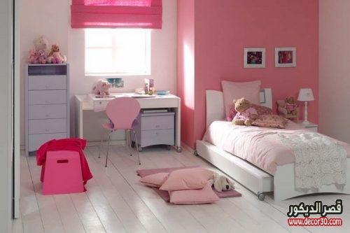 غرف بنات وردى