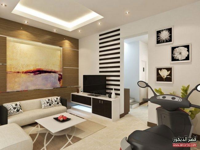 تصاميم غرف معيشة تركية فخمة
