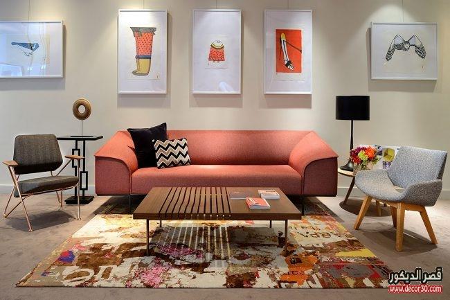 صور غرف معيشة مودرن