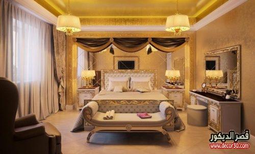غرف نوم دمياط كاملة
