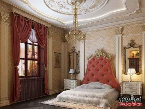 غرف نوم دمياط مدهب