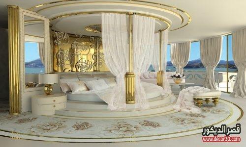 غرف نوم دمياط ملوكى