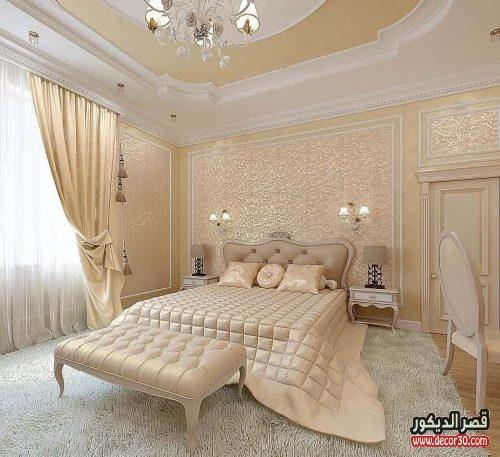 غرف نوم دمياط مودرن