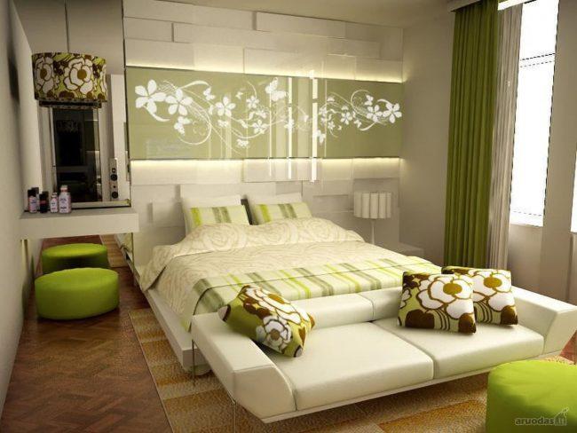 ديكورات غرف نوم جديدة