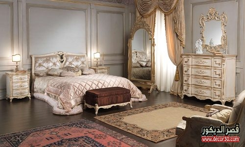 خشب غرف النوم