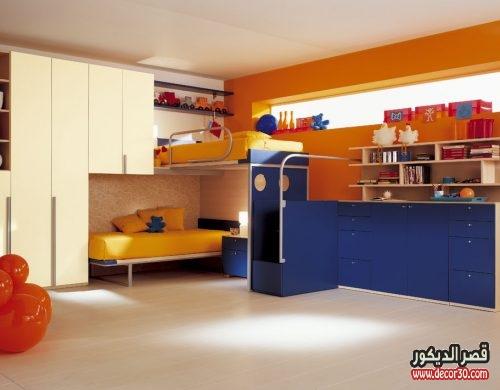 Decor bedrooms children