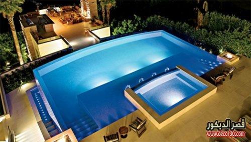 اجمل حمامات سباحة فى مصر