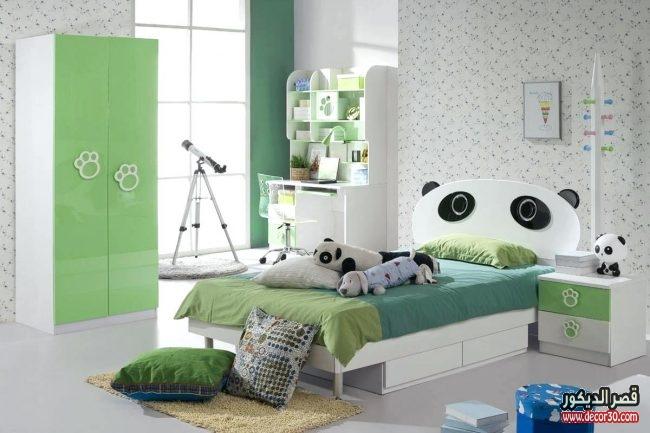 تصاميم غرف نوم أطفال