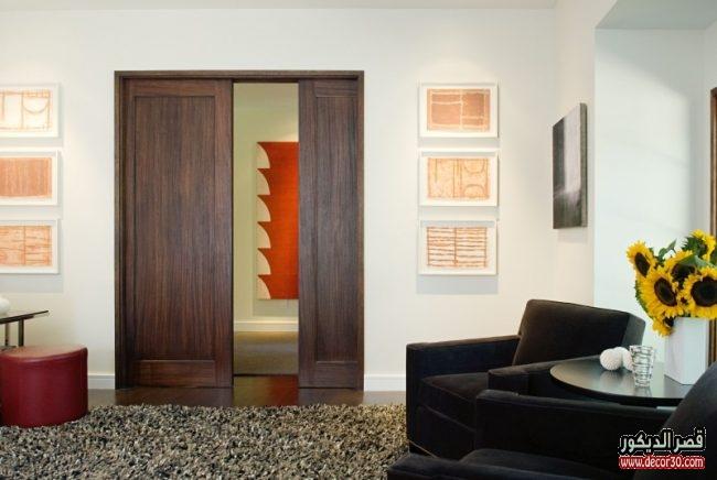 أبواب خشب داخلية إيطالي