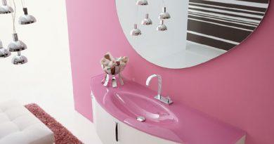 تصاميم مغاسل للحمامات
