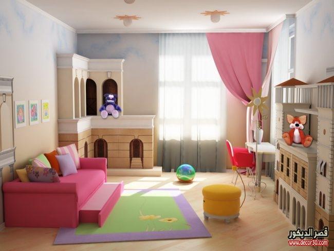 صور غرف نوم أولاد