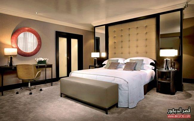 غرف نوم كاملة مودرن