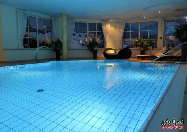 حمامات سباحة مودرن بالصور