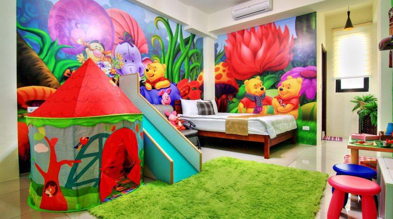 تصاميم غرف نوم اطفال كتالوج