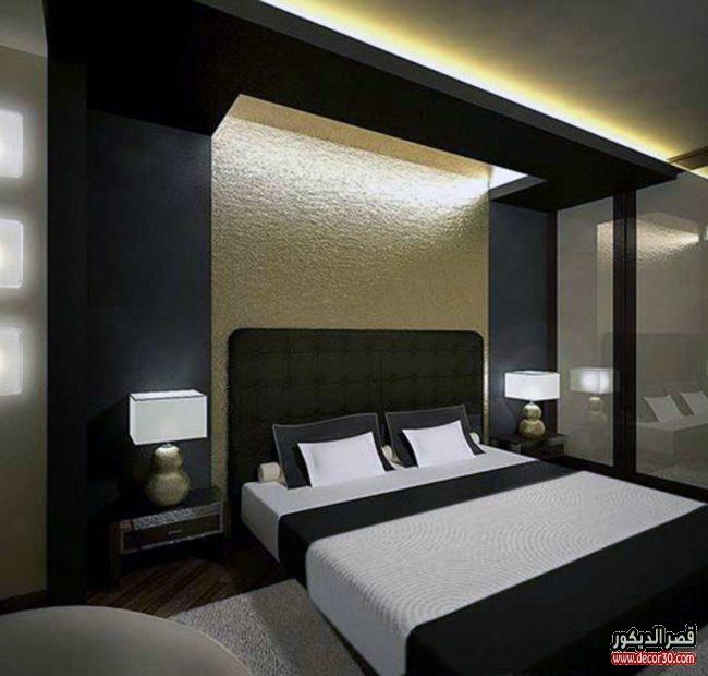 دهانات غرف نوم حديثة