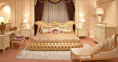 الوان غرف نوم للعرسان دهبي