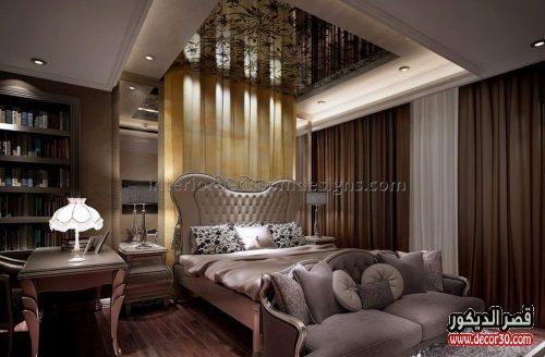 الوان غرف نوم للعرسان تجنن