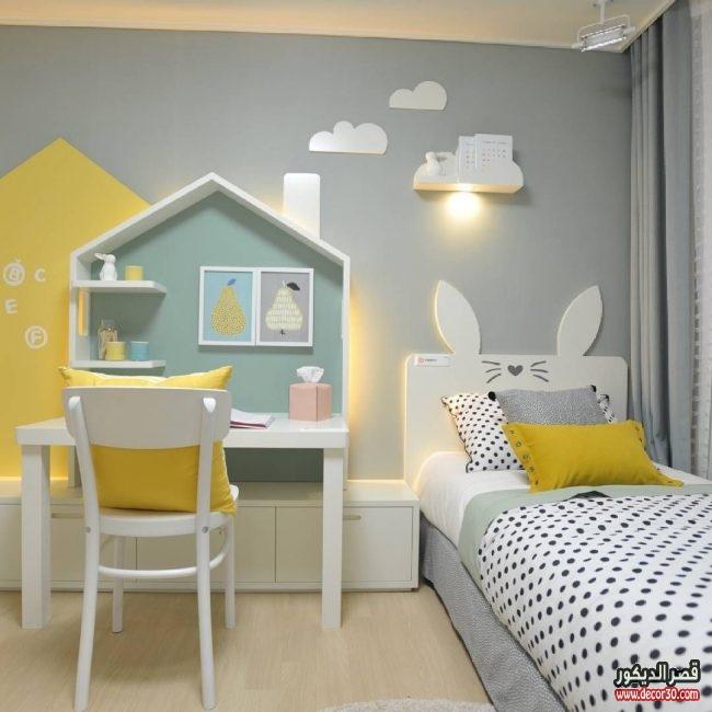 ديكور غرف أطفال كتالوج