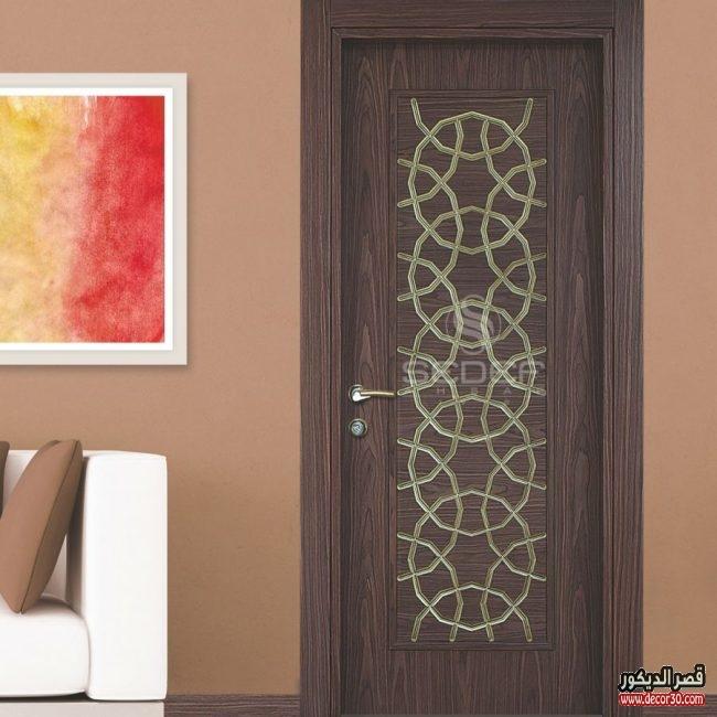 أبواب خشب للغرف كتالوج