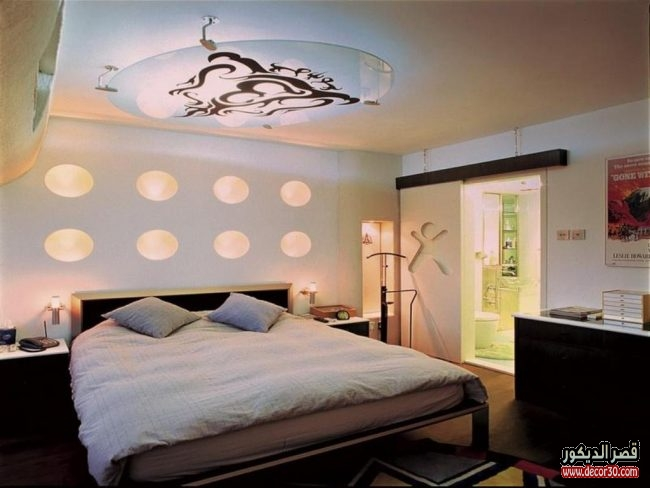 ديكورات حديثة غرف نوم