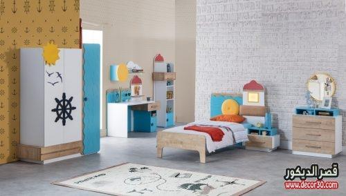 تصاميم غرف نوم اولاد