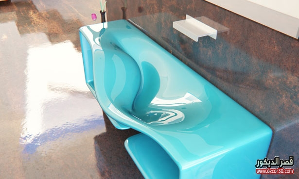 صور احواض حمامات حصرية