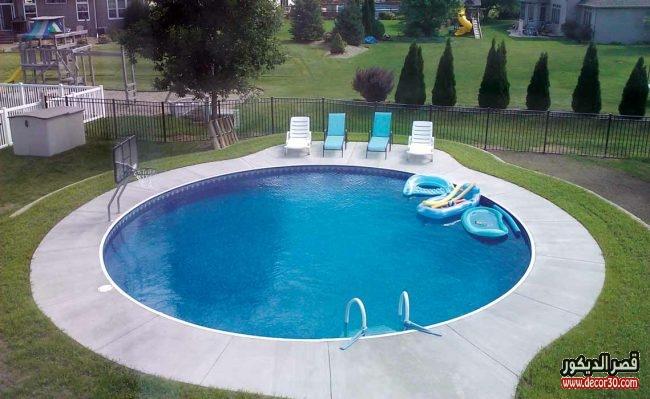 حمامات سباحة للمنازل كتالوج