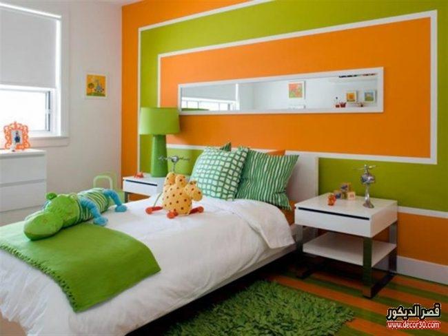 دهانات حوائط غرف أطفال جديدة