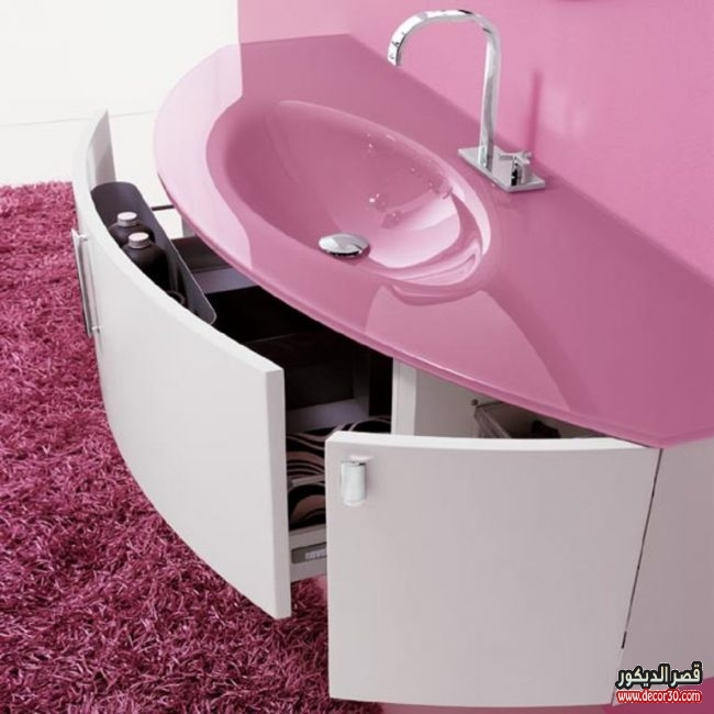 اشكال مغاسل حمامات لليدين