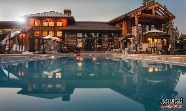 صور حمامات سباحة جديدة بالمنزل