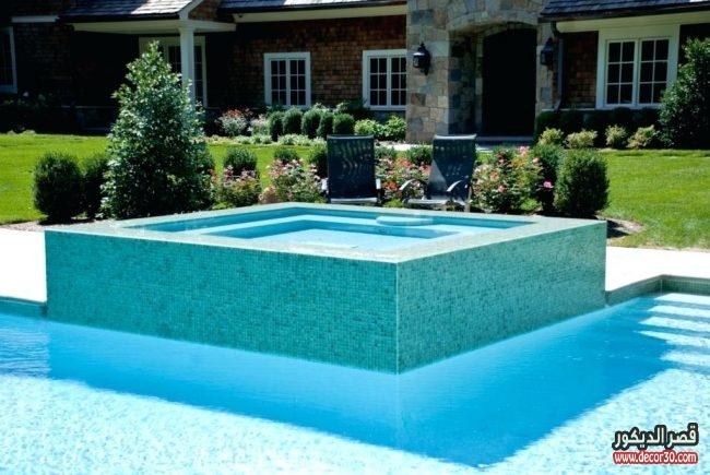 صور حمامات سباحة منزلية