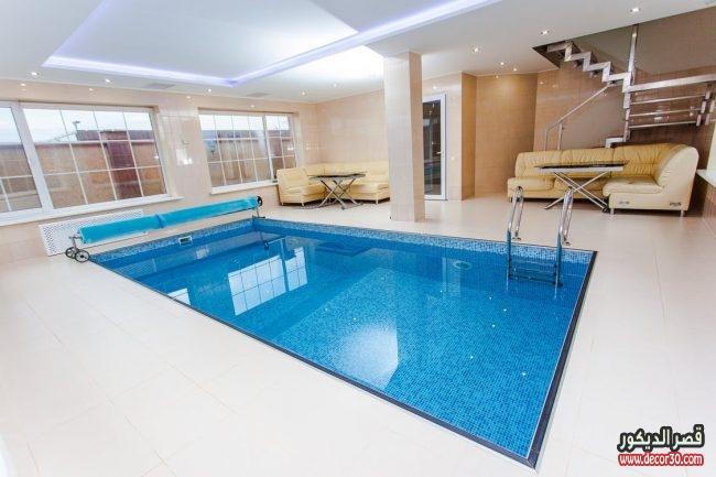 تصاميم حمامات سباحة 2018