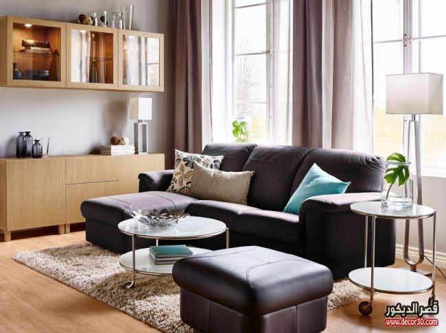 اثاث غرف معيشة تصميمات فخمة