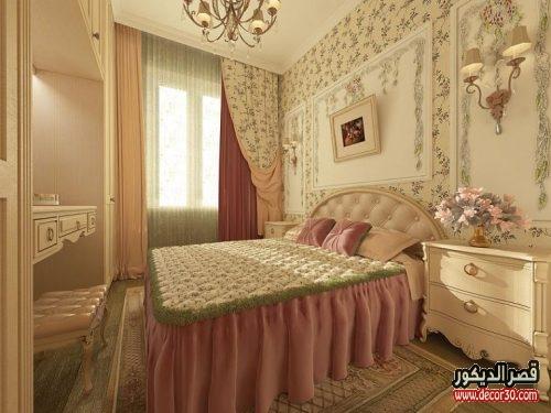 ديكور غرف نوم بسيطة