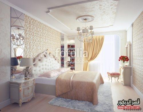 ديكور غرف نوم فخمة