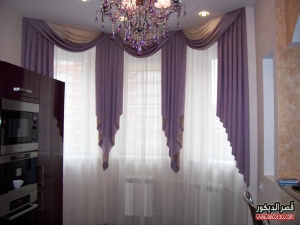 ستائر 2018 كتالوج احدث انواع الستائر لغرف النوم والصالونات قصر الديكور