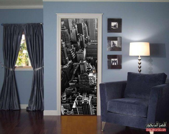 صور أبواب خشبية للغرف كتالوج