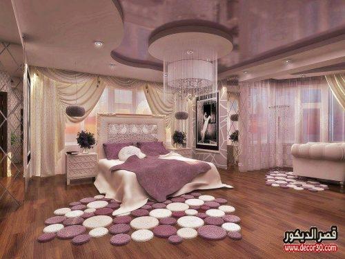صور احدث غرف نوم للعرسان